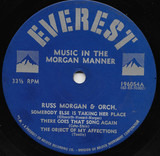 Music In The Morgan Manner - Russ Morgan And His Orchestra / Russ Morgan