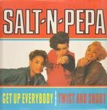 Get Up Everybody / Twist And Shout - Salt 'N' Pepa