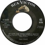 It's Got The Whole World Shakin' / (Somebody) Ease My Troublin' Mind - Sam Cooke