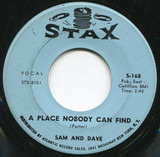 A Place Nobody Can Find - Sam & Dave