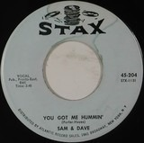 You Got Me Hummin' / Sleep Good Tonight - Sam & Dave