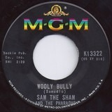 Wooly Bully / Ain't Gonna Move - Sam the Sham and The Pharaohs