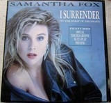I Surrender (To The Spirit Of The Night) - Samantha Fox