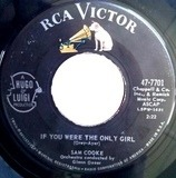 Teenage Sonata / If You Were The Only Girl - Sam Cooke