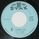 I Thank You / Wrap It Up - Sam & Dave