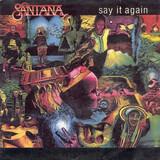 Say It Again - Santana