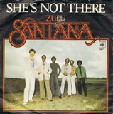 She's Not There - Santana