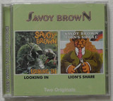 Looking In / Lion's Share - Savoy Brown