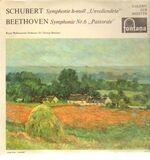 Symphonie h-moll 'Unvollendete' / Symphonie Nr.6 'Pastorale' - Schubert, Beethoven