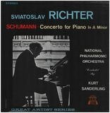 Concerto for Piano in A Minor - Schumann - Richter & National Philharmonic (Sanderling)