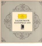 Salzburger Festspiele 1965 - Aangeboden Door De Deutsche Grammophon Gesellschaft - Hamburg - Bezoek - Schumann / Mozart / Verdi a.o.