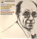 Concerto in A minor for piano and orchestra Op. 54 * Introduction and Allegro Appassionata for pian - Schumann/ R. Serkin, The Philadelphia Orchestra, E. Ormandy