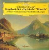 Symphonie Nr.3 Rheinische,, Berliner Philh, Karajan - Schumann