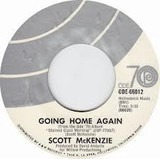 Going Home Again - Scott McKenzie
