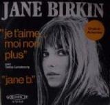 Je T'Aime ... Moi Non Plus - Serge Gainsbourg & Jane Birkin