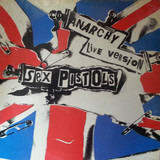 Anarchy Live Version / Return Of The Vampyre - Sex Pistols / The Bollock Brothers