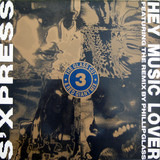 Hey Music Lover (The Glass Cut & Red Giant Mix) - S'Express