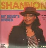 My Heart's Divided - Shannon