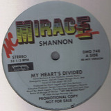 My Heart's Divided (Re-Mix Version) - Shannon