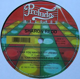 Can You Handle It? / In The Name Of Love - Sharon Redd