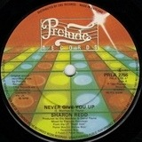 Never Give You Up / Beat The Street - Sharon Redd