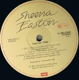 Take My Time - Sheena Easton