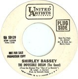 The Impossible Dream (The Quest) - Shirley Bassey