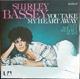 You Take My Heart Away - Shirley Bassey