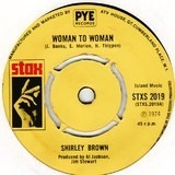 Woman To Woman / Yes Sir Brother - Shirley Brown