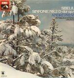 Sinfonie Nr. 2 D-dur Op. 43 - Jean Sibelius , Большой Симфонический Оркестр Всесоюзного Радио , Gennadi Rozhdestvensky