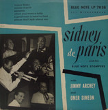 Sidney DeParis