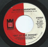 Get Up And Boogie / Fly, Robin, Fly - Silver Convention