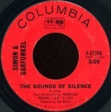 The Sounds Of Silence / We've Got A Groovey Thing Goin' - Simon & Garfunkel