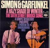 A Hazy Shade Of Winter - Simon & Garfunkel