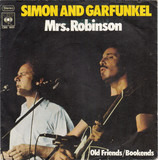 Mrs. Robinson / Old Friends/Bookends - Simon & Garfunkel