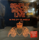 Live In The City.. - Simple Minds