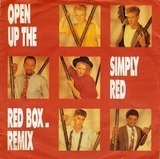 Open Up The Red Box - Simply Red