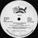 Let's Celebrate / Gonna Get It On - Skyy