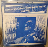 Down South Blues 1935-1940 - Sleepy John Estes