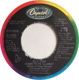 Como Tu Te Llama? (What Is Your Name) / Won't Let You Go (A Wedding Song) - Sly Fox