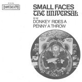 The Universal B/W Donkey Rides A Penny A Throw - Small Faces