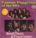 Famous Popgroups Of The 60´s - Small Faces & Amen Corner