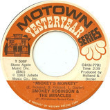 Mickey's Monkey / A Love She Can Count On - Smokey Robinson & The Miracles