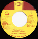 And I Don't Love You / Dynamite - Smokey Robinson