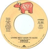 Living Next Door To Alice / When My Back Was Against The Wall - Smokie