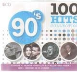 100 Hits Collection 90's - Snap, Sonic Surfers, Gusto, a.o.