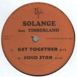 Get Together / Solo Star / Dance With You / Just Like You - Solange