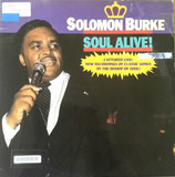 Soul Alive! - Solomon Burke