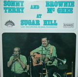 At Sugar Hill - Sonny Terry And Brownie Mc Ghee
