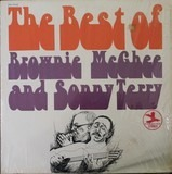 The Best Of Brownie McGhee And Sonny Terry - Sonny Terry & Brownie McGhee